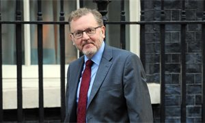 David Mundell's PPS quits over bid to guarantee EU citizens' rights after Brexit