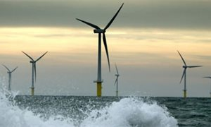Offshore wind to get UK-wide boost